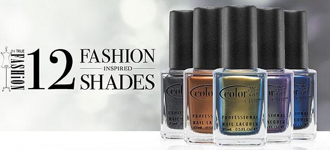 Color Club com nova colecção de Outono: In True Fashion