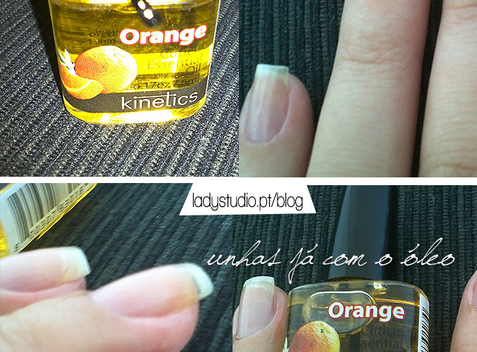 Review: Kinetics Cuticle Oil