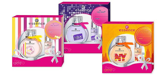 Perfumes da Essence para o Natal 2013