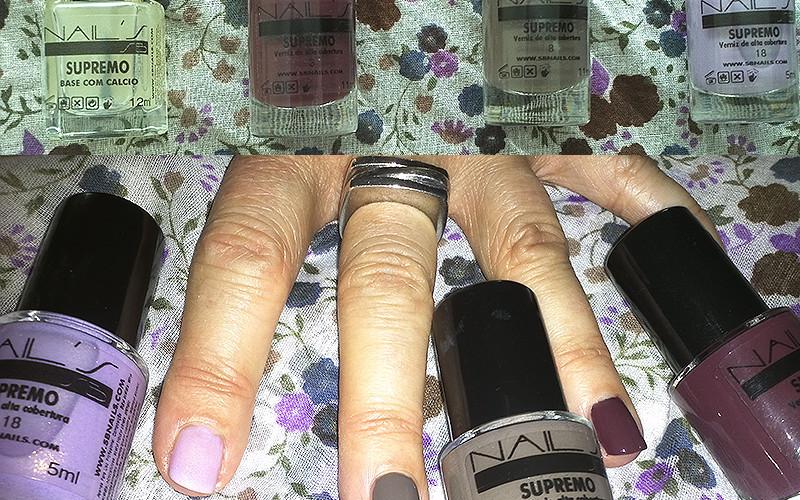 Review: SB Nails Supremo verniz de alta cobertura