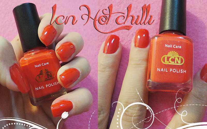 Opinião: Verniz Hot Chilli 361 Shades Of Desert da LCN