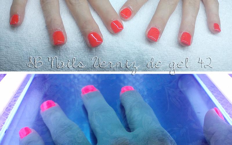 SB Nails Verniz de gel nº 42