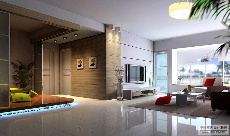 Ideias para salas de estar modernas