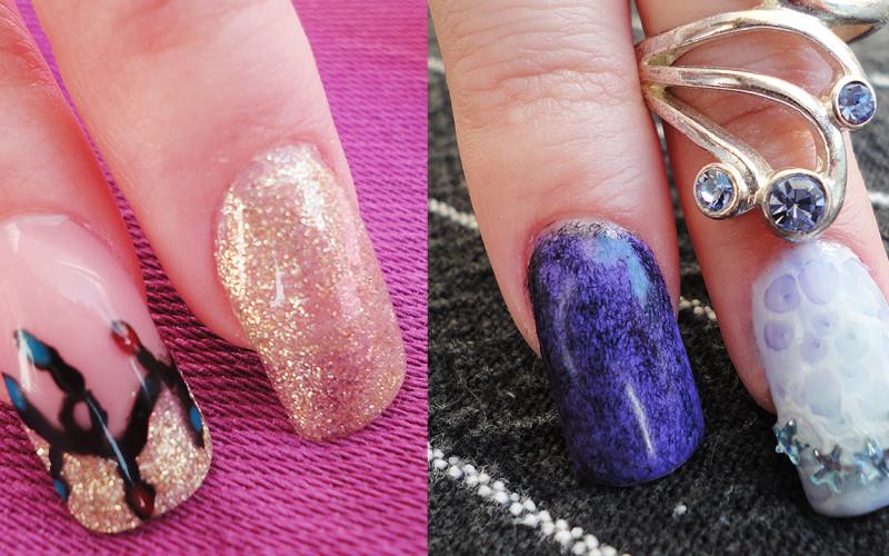 Vamos ver » SB Nails Verniz de Gel Volutto 06 e 32