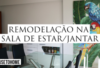 COMO ESTÁ A FICAR A MINHA SALA (REMODELAÇÕES) » living room renovation