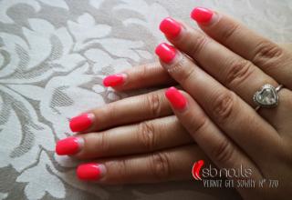 Passado um mês: Duração do verniz gel SB Nails SoWhy nº 720